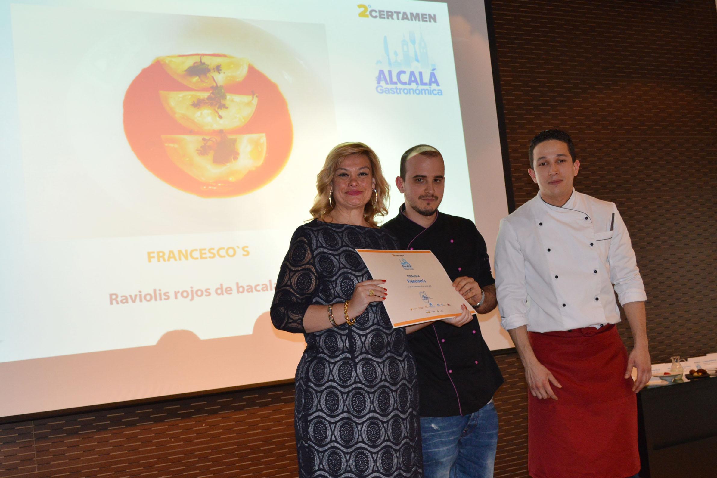 Ambigú El Pozo De Los Sabores Y La Esquina De Muzake Premiados En El Ii Certamen Alcalá Gastronómica
