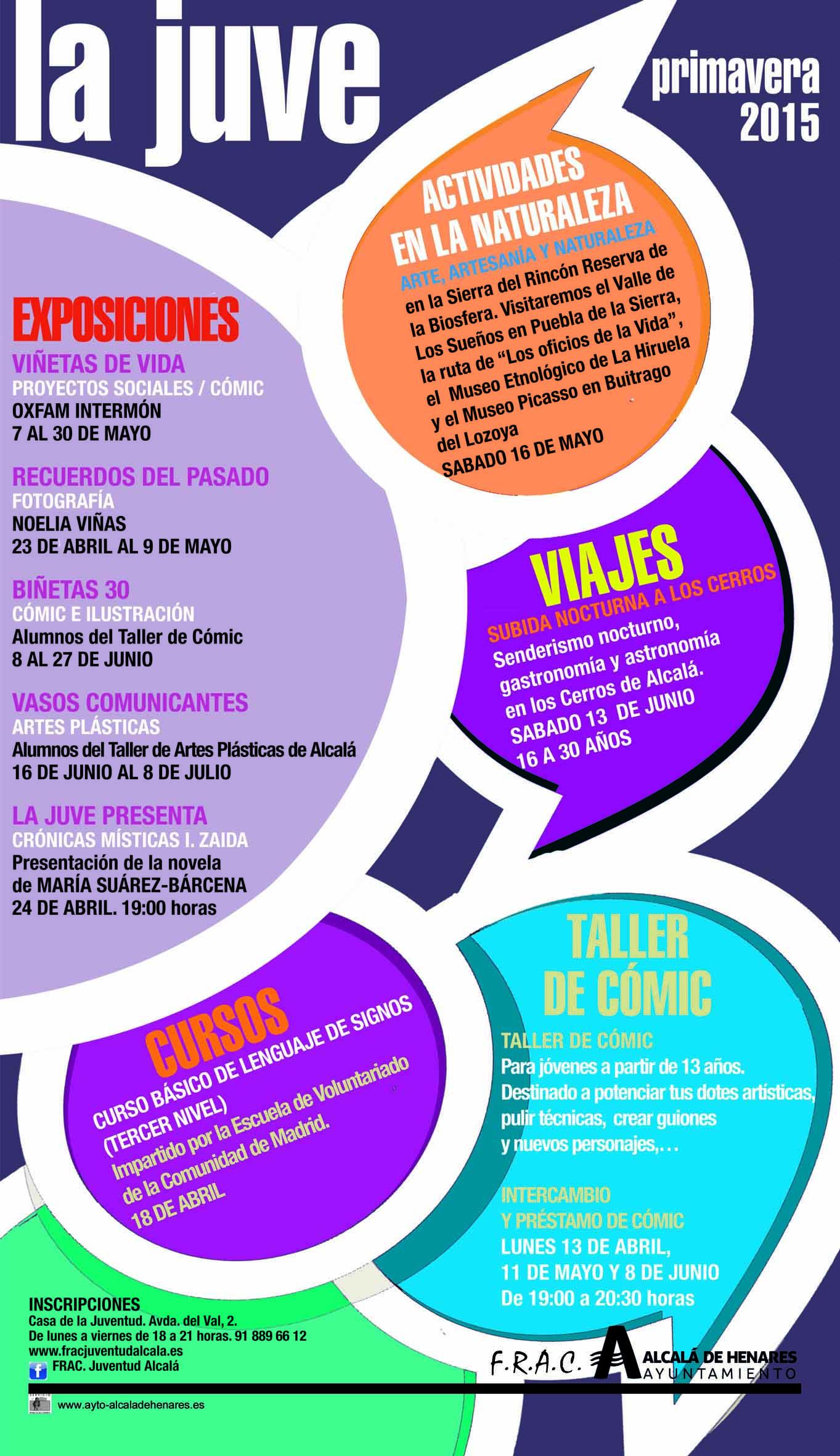 El Ayuntamiento De Alcalá Convoca Un Certamen Para Elegir Un Logotipo Para La Casa De La Juventud